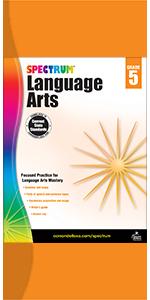 language arts workbook grade 5
