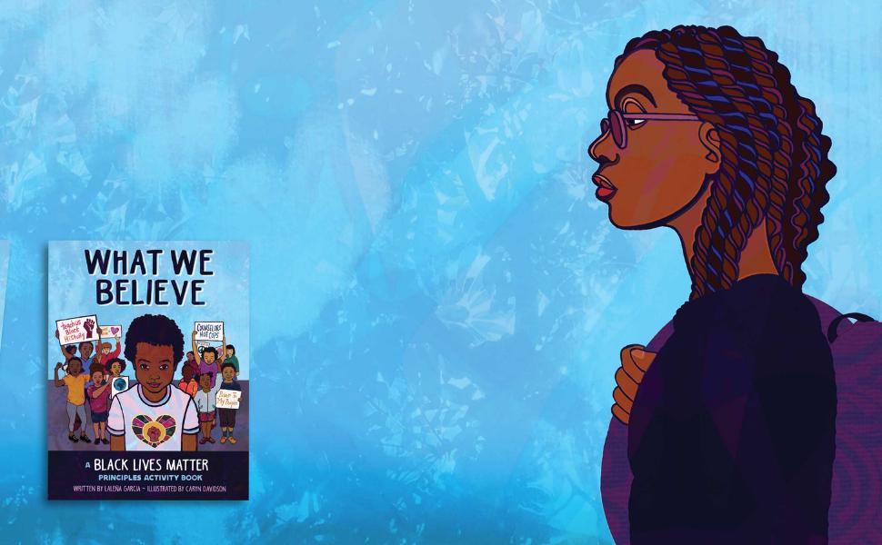 Black Lives Matter, BLM, racial justice, activism, school, teaching for black lives