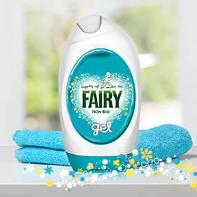 Fairy Non-Bio Washing Gel