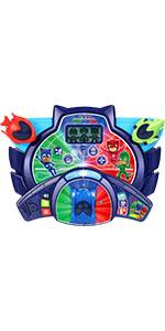 Amazon.com: VTech PJ Masks Super Gekko - Reloj de ...