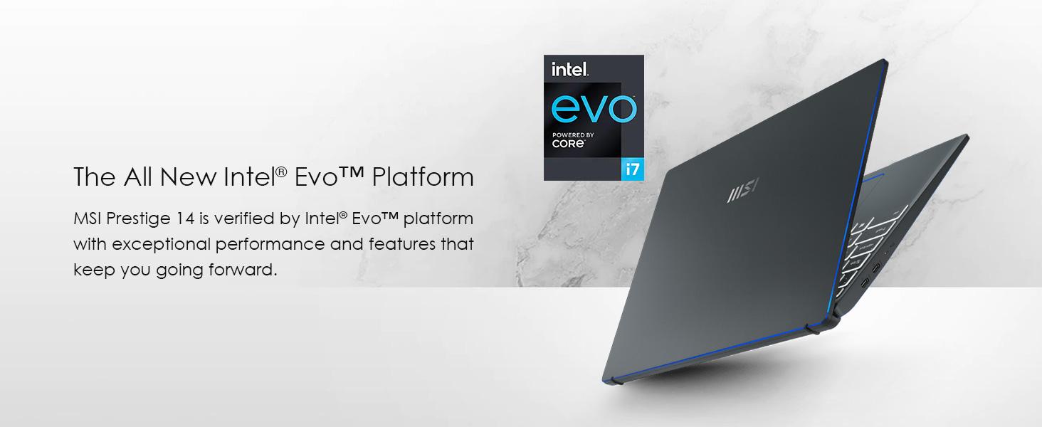intel evo verified platform