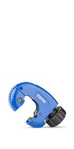 1//8-1-1//8 in. Capri Tools Close Quarters Mini Tube Cutter