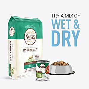 Try A Mix of Wet & Dry, Mixed Feeding, Meal, Dinner, Snacks, Treat, Treats, Meaty, Meats