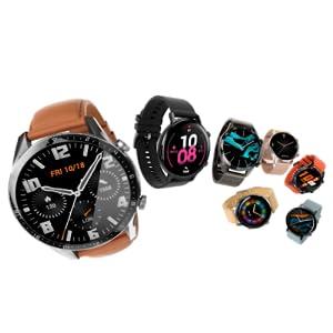Huawei horloge Gt 2; kleuren; kleuren; armband; design; slank; elegant; varianten