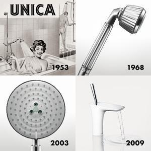 hansgrohe, innovation depuis 1901, robinet thermostatique, mitigeur thermostatique, bain, baignoire
