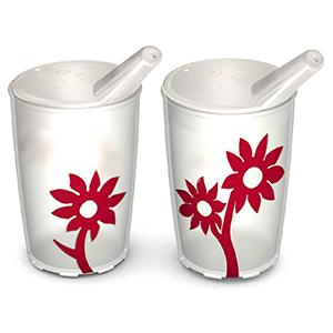 Ornamin;melamine;quality;mug;cup;colourful;care;caretaker;dishes;tableware;disease;handicap;Germany