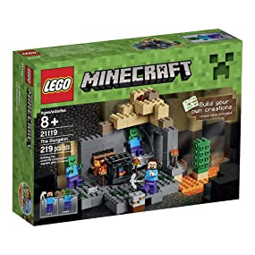 LEGO The Dungeon