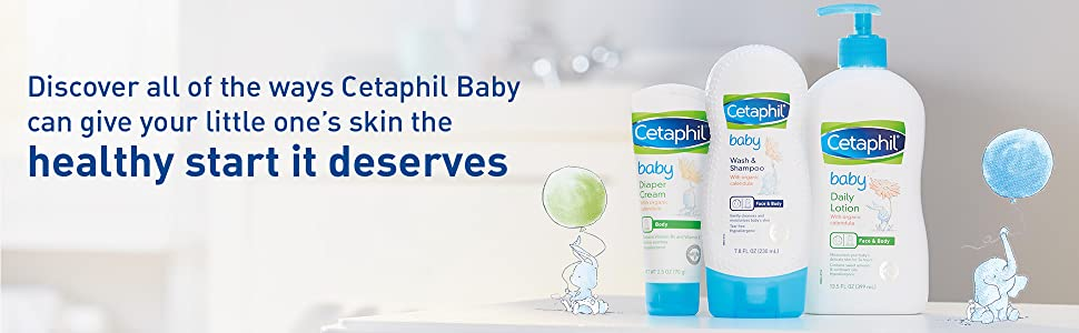 wash and shampoo cetaphil baby