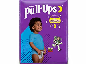 Pull-Ups Night Time Training Pants for Boys
