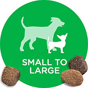 Small Breed, Large Breed, Tailored Nutrition, Husky, French Bulldog, Dog, Food, Nutrition, Kibble