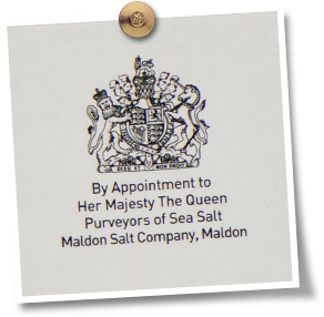 2012 Royal Warrant family business best quality