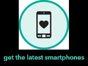 get the latest smartphones