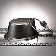 Morphy Richards 460016 Sear & Stew Slowcooker 3,5 l, roségoud