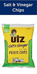 Utz Salt amp; Vinegar Chips