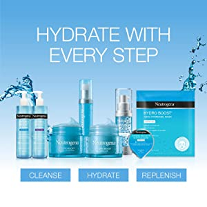 neutrogena hydro gel neutrogena serum skincare vitamin c serum face serumtologie dry skin cream
