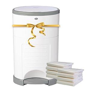 Dekor Plus Hands-Free Diaper Pail Refills
