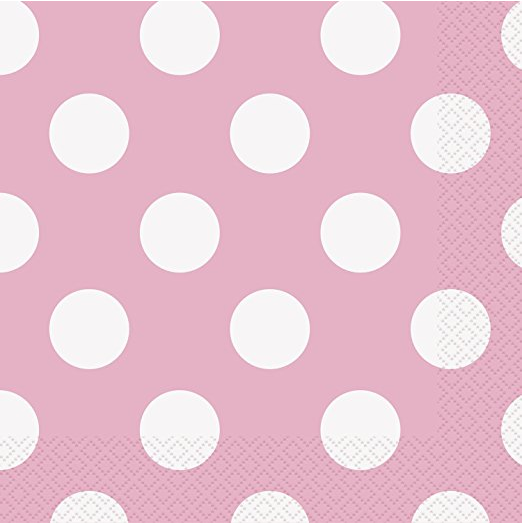 Light Pink Polka Dot Paper Plates 8ct · Light Pink Polka Dot Paper Cake Plates 8ct · Light Pink Polka Dot Paper Napkins 16ct · Light Pink Polka Dot ...  sc 1 st  Amazon.com & Amazon.com: Light Pink Polka Dot Paper Plates 8ct: Kitchen \u0026 Dining