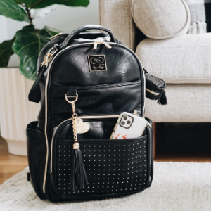chelsea and cole, itzy ritzy, boss backpack, diaper bag