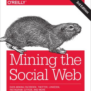 Data Mining, Facebook, Twitter, LinkedIn, Instagram, GitHub