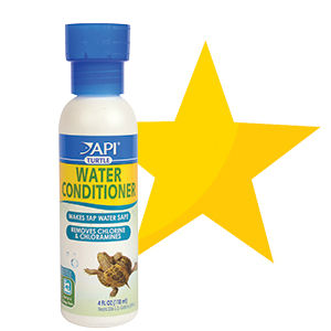 API Turtle water conditioner