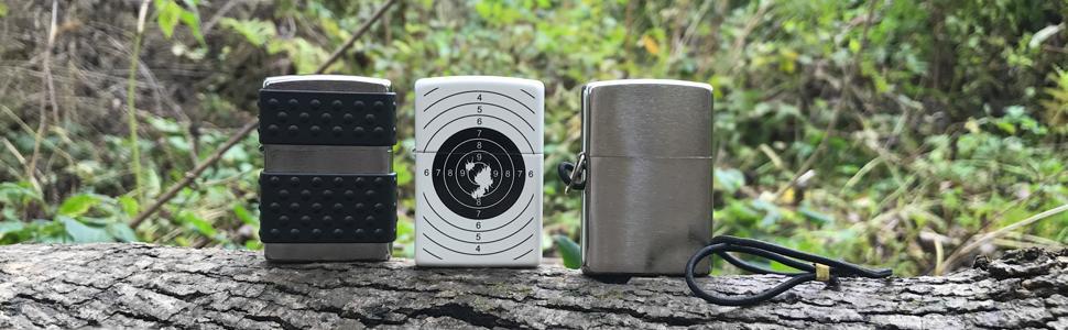 fishing lighter, outdoor lighters, zippo outdoor lighters, zippo lighters, bear, beer lighter