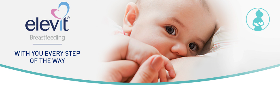 Elevit Breastfeeding Multivitamins, Breastfeeding multivitamins, Elevit Breastfeeding capsules