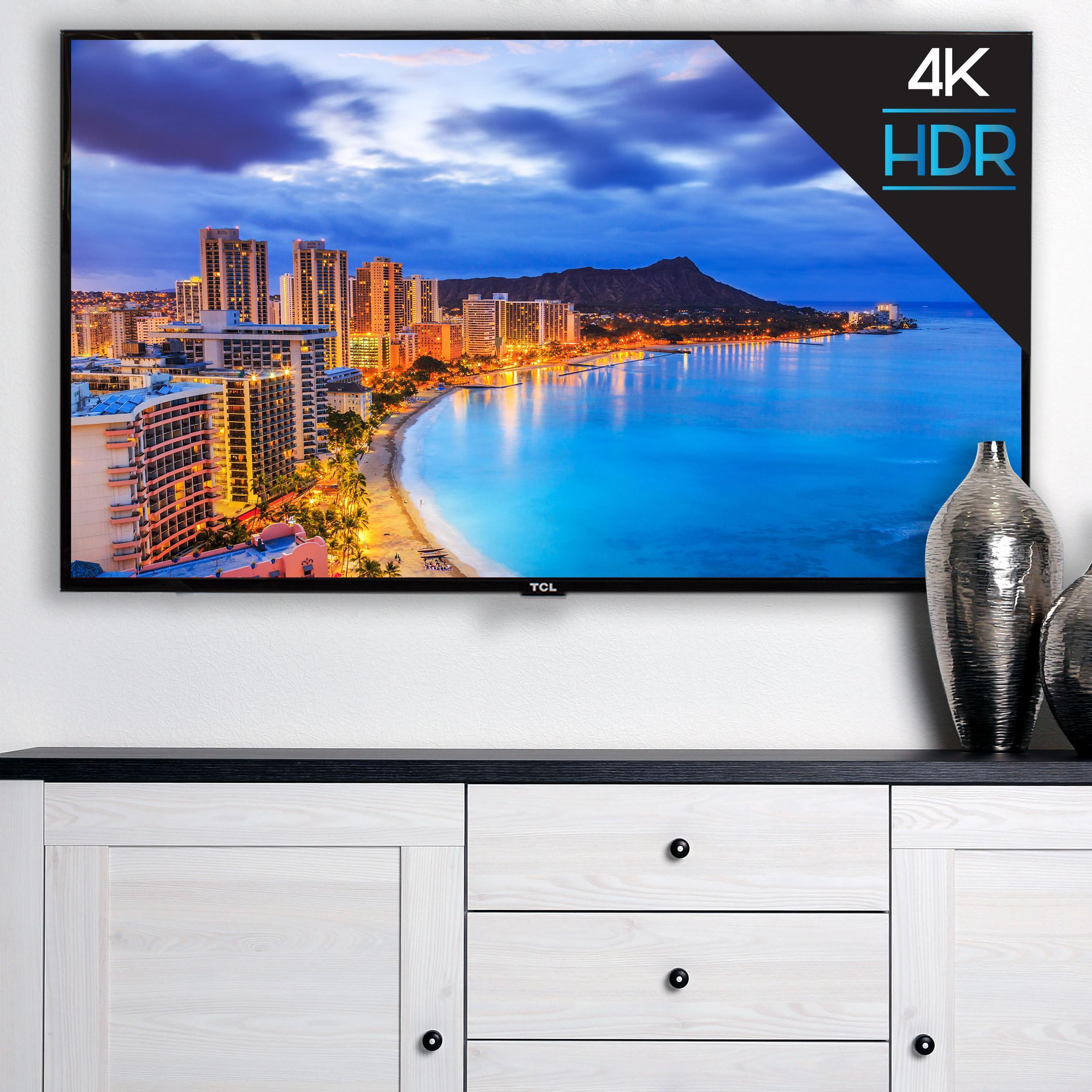 smart tv tcl 65s405 65 inch 4k ultra hd roku smart led tv 2017 model ebay. Black Bedroom Furniture Sets. Home Design Ideas