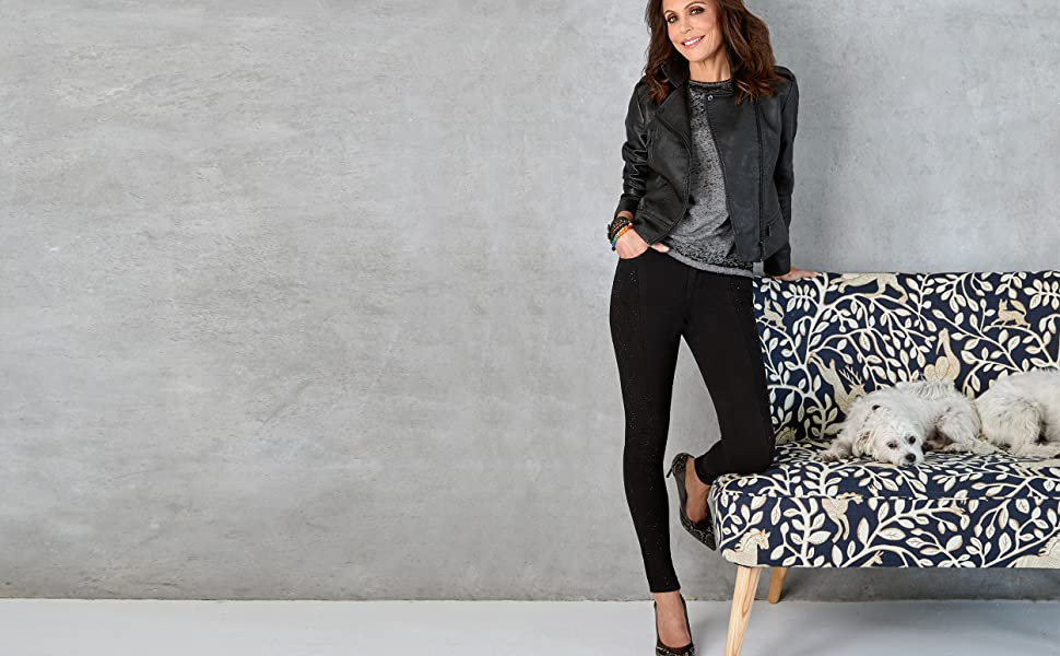 Bethenny Frankel Skinnygirl Jeans  -  It's about Every Shape, Every Size and Every Woman