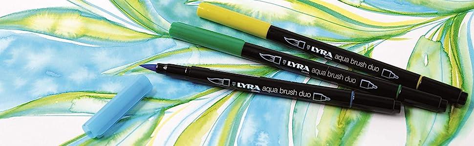 Aqua Brush Duo