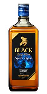 ニッカウヰスキー ニッカ ウイスキー ブラックニッカディープブレンドナイトクルーズ ブラックニッカ ディープブレンド ナイトクルーズ 限定ブレンデッド 限定 ブレンデッド 700ml お酒 酒