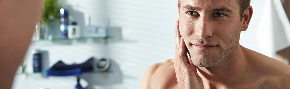 NIVEA MEN Estuche de regalo 2 productos en un pack para hombre con colonia masculina y desodorante en spray, caja de regalo con una fragancia exclusiva: Amazon.es: Belleza