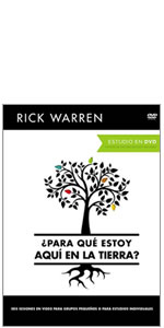 purpose, PDL, Rick Warren, Purpose Driven Life, life, identity, Spanish, DVD