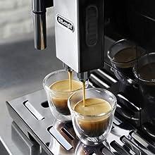 double espresso coffee maker