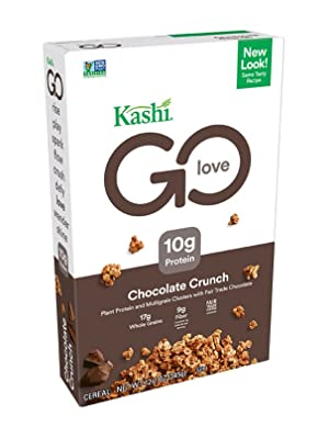 kashi go plant based protein nutrition breakfast cereal