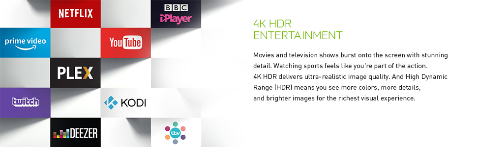 4K HDR Entertainment