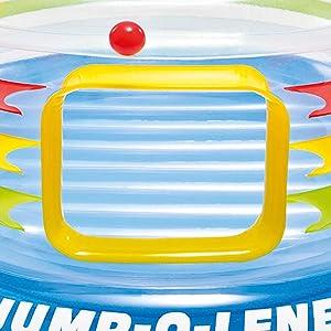 centros de juegos hinchable, Intex, saltador hinchable, saltador hinchable redondo, hinchable infant
