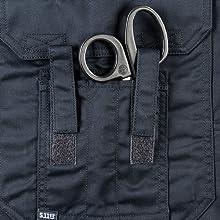 18 Pockets designed for EMS use