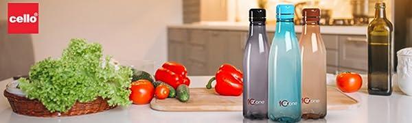 ozone bottle