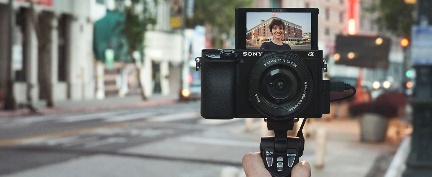 self framing for vlogging