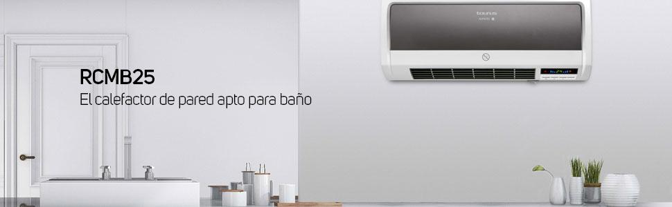 calefactor de baño, pared, Taurus, higiene, humedad, calefacción
