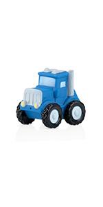 Squirt Wheels Bath Toys 4 Pack