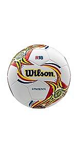 Wilson, Balón de fútbol, Diseño WC18 España, Tamaño 5 ...