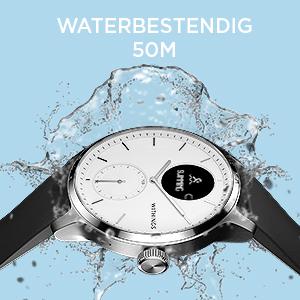 WATERBESTENDIG TOT 50 METER