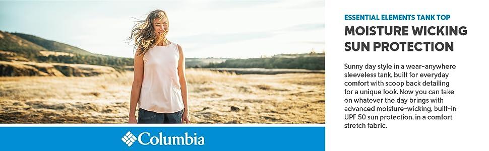 Columbia Women's Essential Elements Tank Top