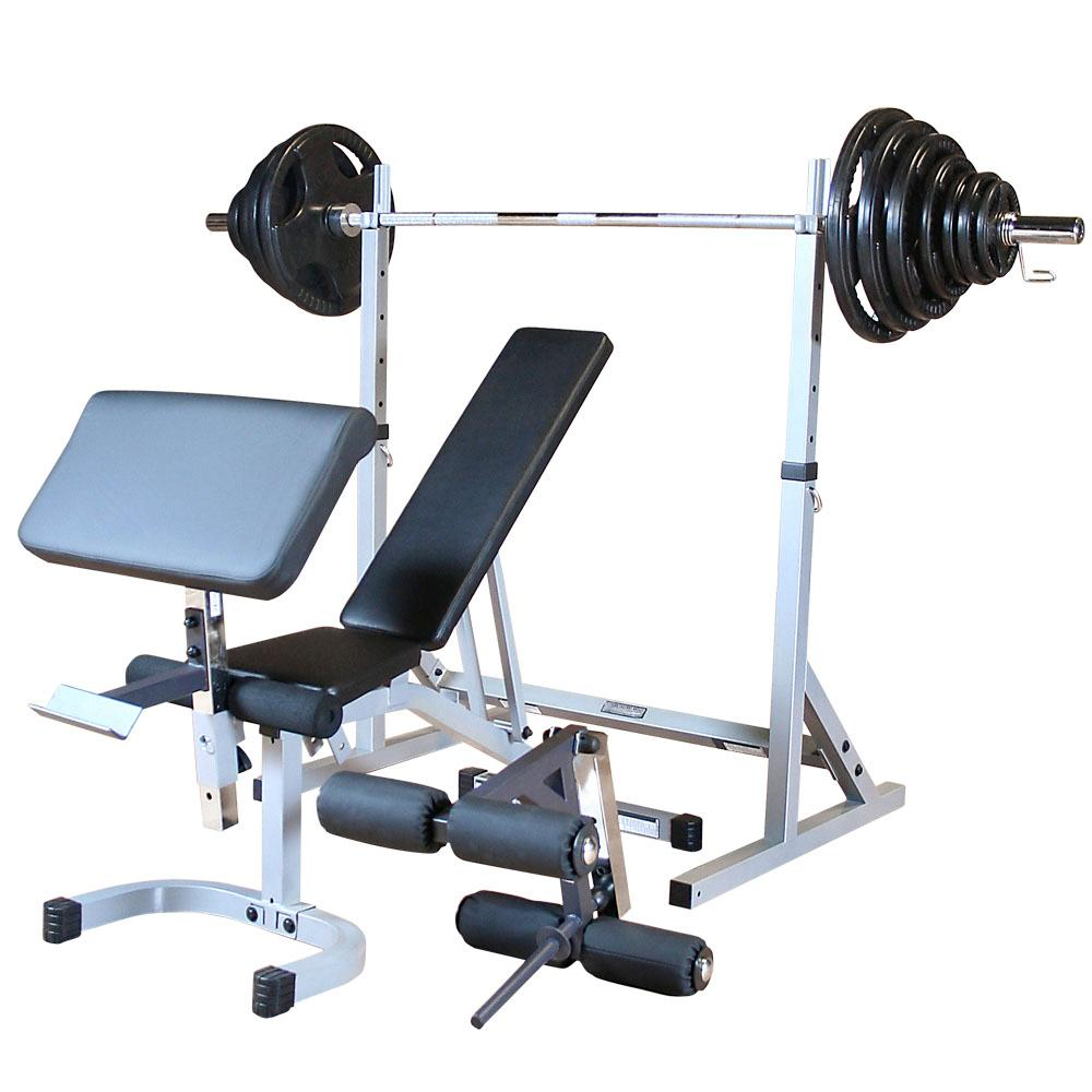 Amazon Com Body Solid Powerline Squat Rack Pss60x