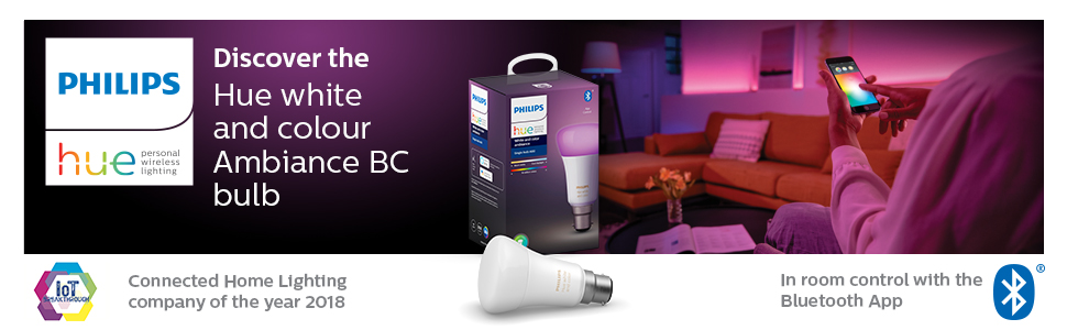 Hue BC Bulb Colour