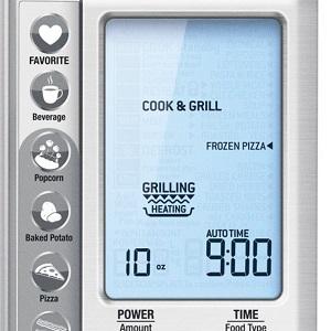 Breville Bmo700bss The Quick Touch Crisp Inverter