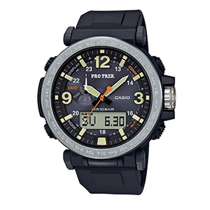 Casio Pro Trek PRG600-1 Triple Sensor Watch