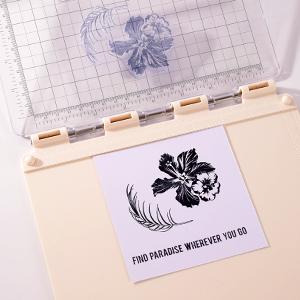 estampage ; création de cartes ; plateforme de timbres ; outil de tampon ; tampon facile