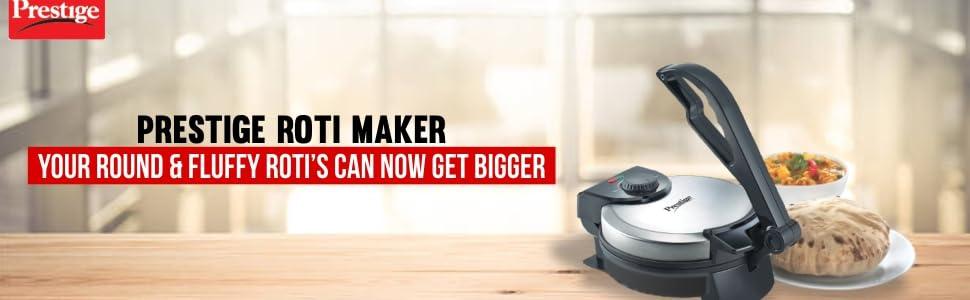 Prestige 1200-Watt Roti Maker